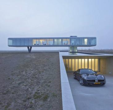 Villa Kogelhof: moderna e sostenibile architettura