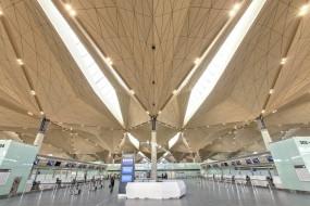 Il nuovo Pulkovo International Airport a San Pietroburgo