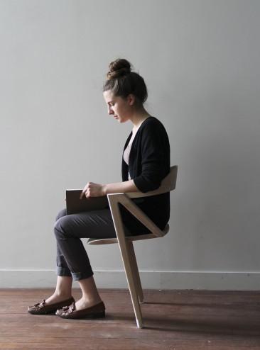 Una migliore postura con una seduta a 2 gambe…