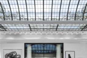 Il nuovo look contemporaneo dell'Hôtel Vernet, Parigi