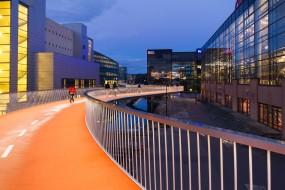 Cykelslangen: la rampa ciclabile che striscia per Copenaghen