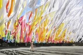 '100 colors' by Emmanuelle Moureaux, Tokyo