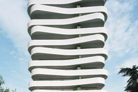 Architettura 'ad onde' by ECDM Architecture