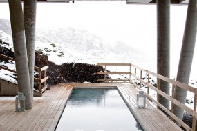 ION Luxury Adventure Hotel: design estremo