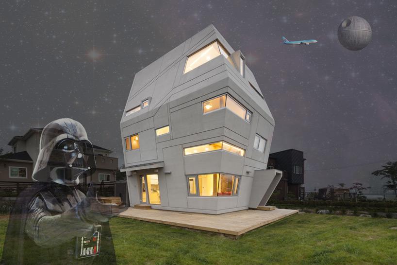 Starwars House': sci-fi inspiration! | Design Diffusion - Design ...