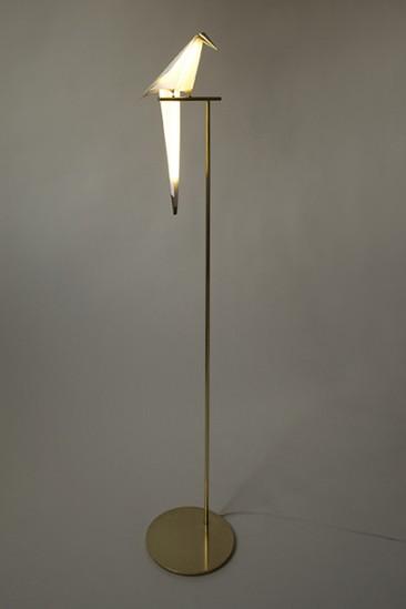 Perch Light: un uccellino per illuminare…