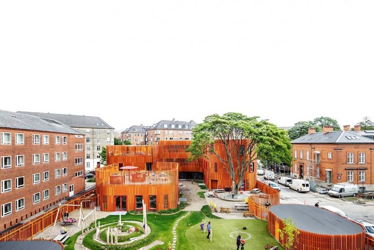 Non il solito asilo nido @ Copenhagen