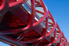 L'iconico 'Peace Bridge' colora Calgary