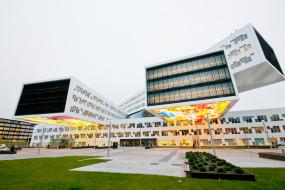 Gli iconici uffici Statoil by A-lab nella gelida Norvegia