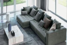Doze: il divano by Rodolfo Dordoni per Flou