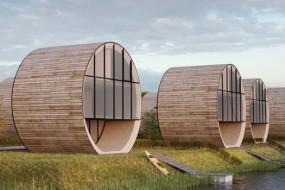 Rolling Home: le case-tubo per nuovi concetti abitativi