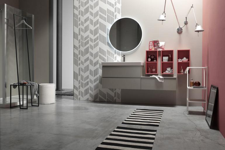 Soul, collezione bagno by Arcom