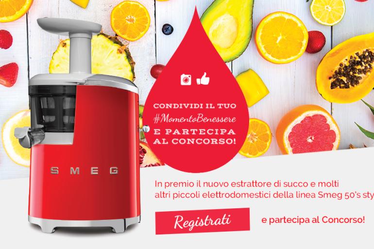 contest #MomentoBenessere by Smeg