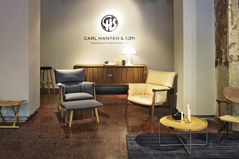 CARL HANSEN & SON: nuovo store @ MILANO