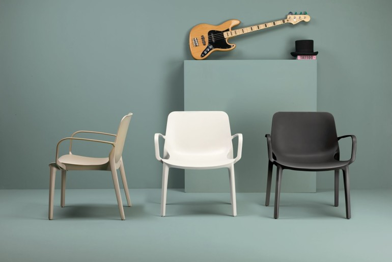 Novità: Ginevra Lounge by Scab Design