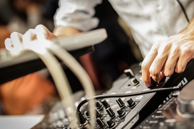 Musica & architettura: DJ ARCH NIGHT