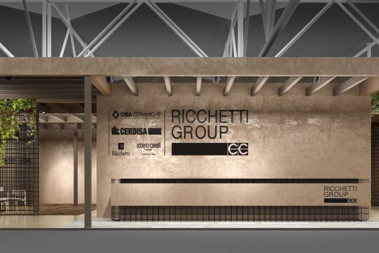 Ricchetti Group @ Cersaie
