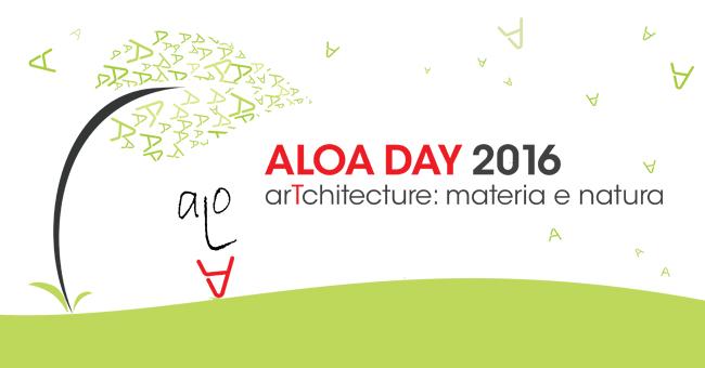 evento: arTchitecture: materia e natura