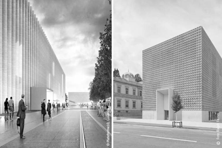 ARCHITETTURA CONTEMPORANEA IN SVIZZERA: I NUOVI MUSEI E CENTRI CULTURALI