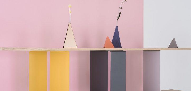 The modular furniture by ryota yokozeki design diffusion for International diffusion decor