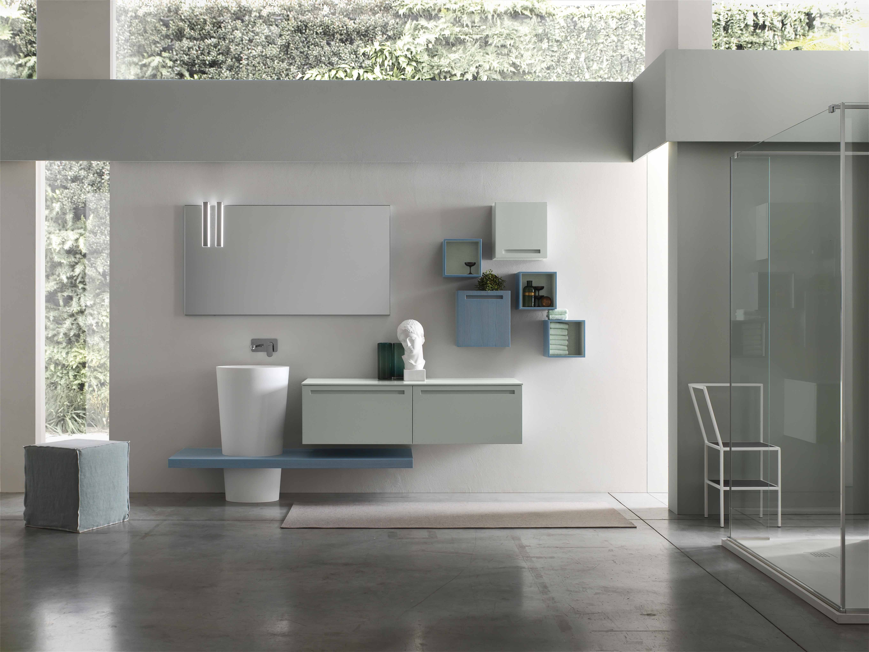 Arredo bagno di tendenza design diffusion for Immagini di arredo bagno