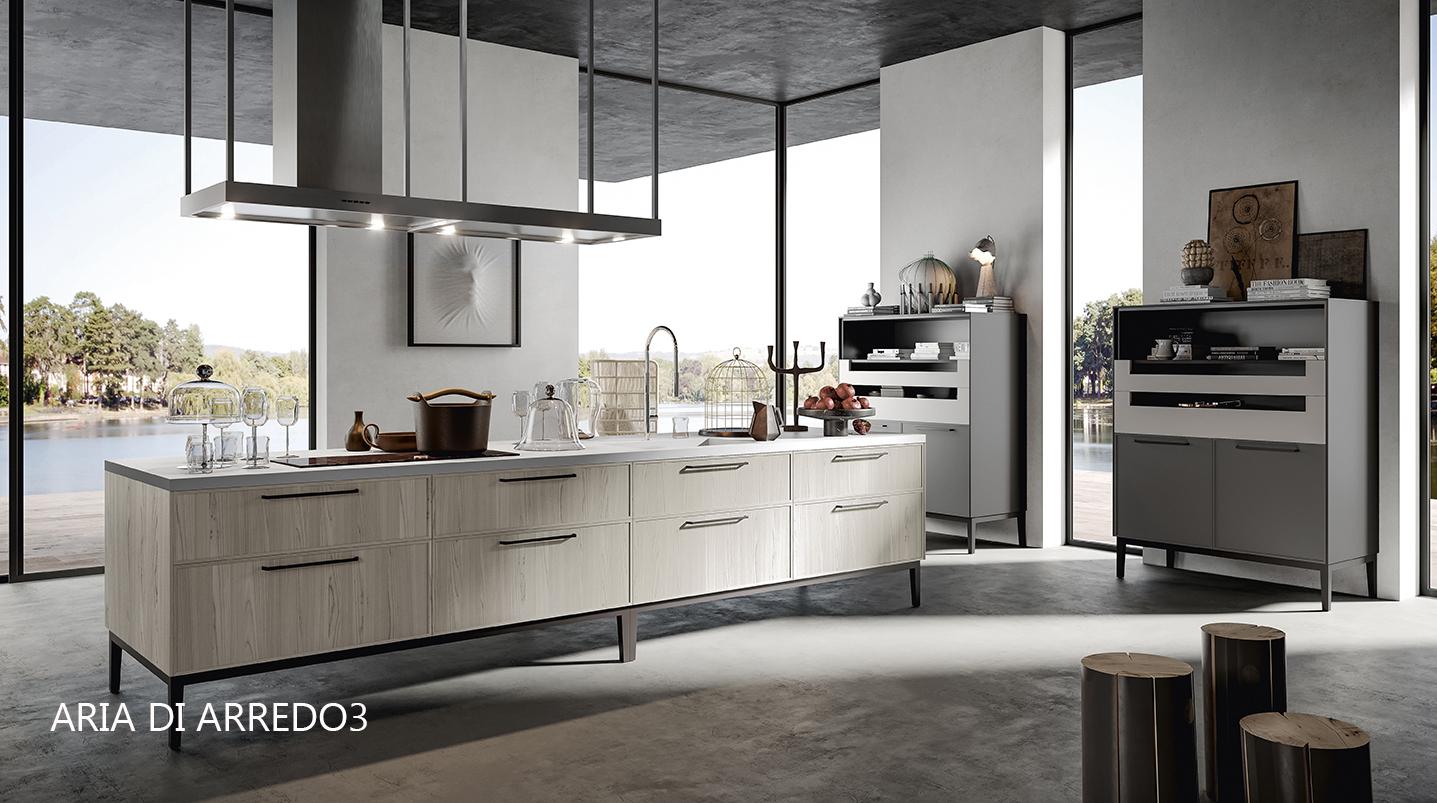 Le cucine di ottobre design diffusion - Cucine arredo 3 ...