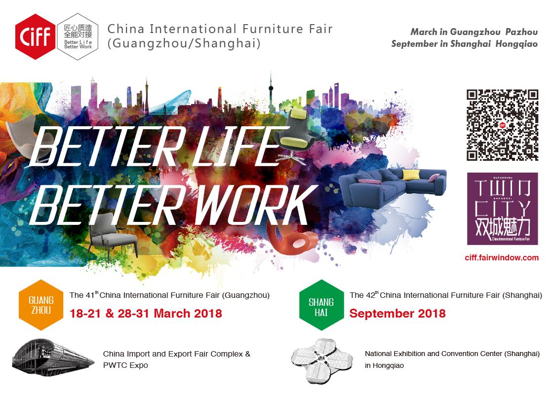 Ciff guangzhou design diffusion for International diffusion decor
