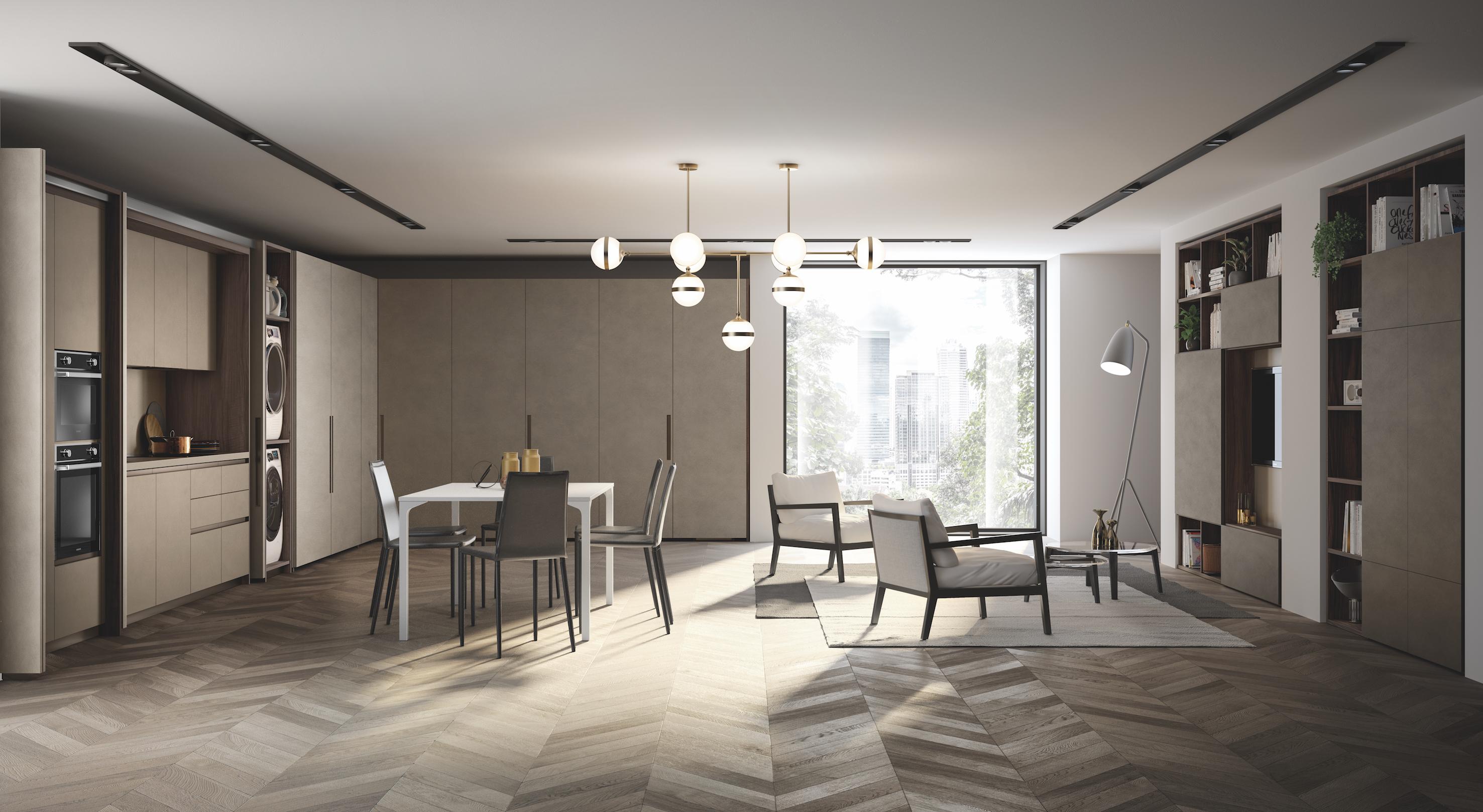 Anteprima Salone 2018: Scavolini - Design Diffusion
