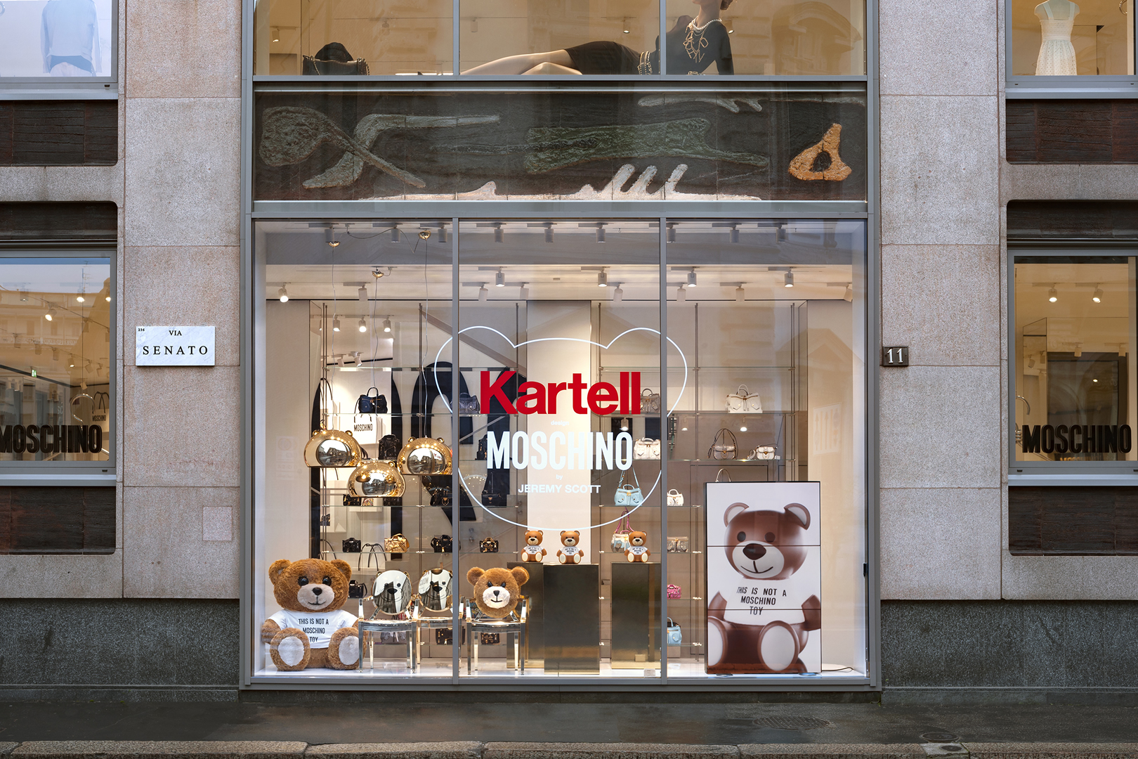 Moschino loves Kartell - Design Diffusion