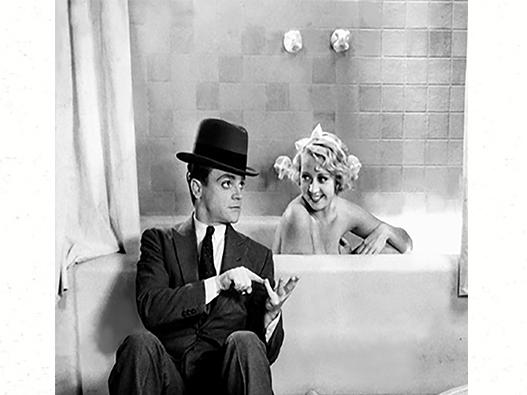 Quando il bagno un set da film - Fare il bagno in inglese ...