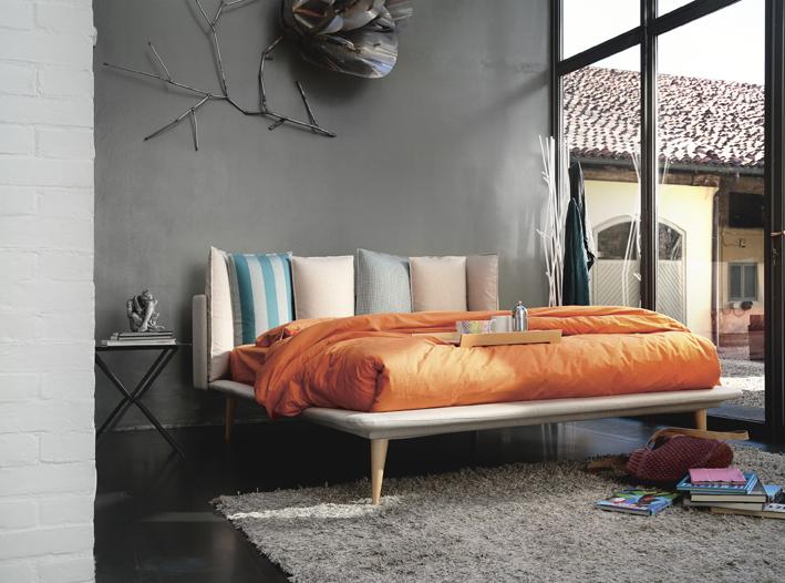 Birdland il letto camaleontico - Letto ripiegabile ...