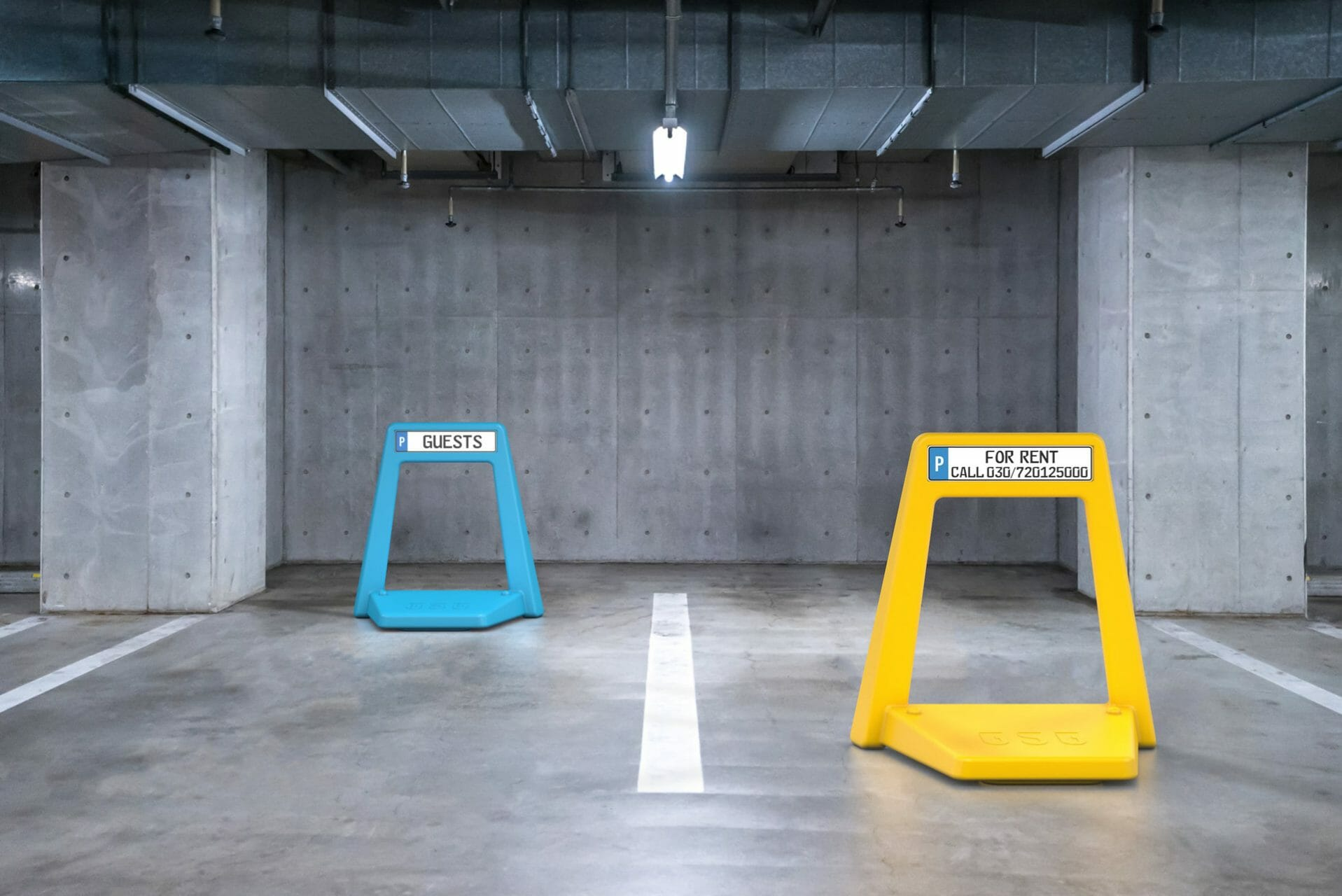 iondesign offers a new solution to parking chaos
