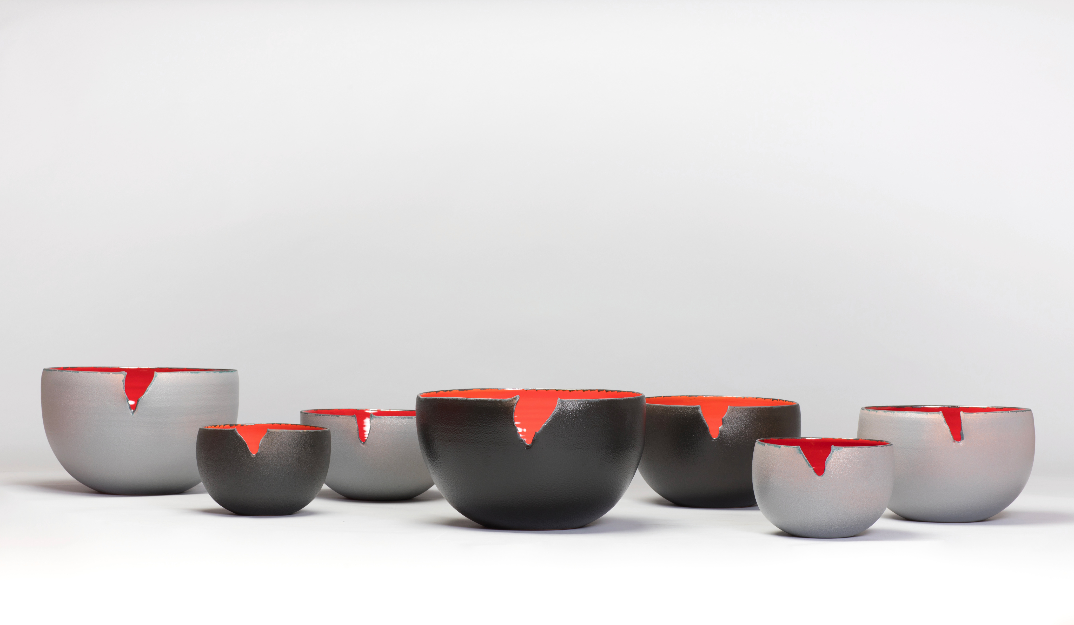 Eva mun oggetti d arredo in ceramica tra design e craft for Oggetti arredo design
