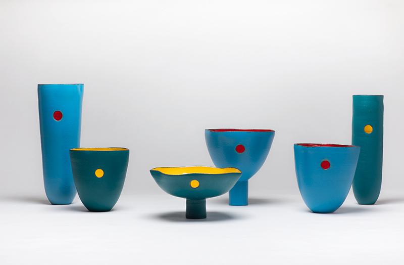 Eva mun oggetti darredo in ceramica tra design e craft