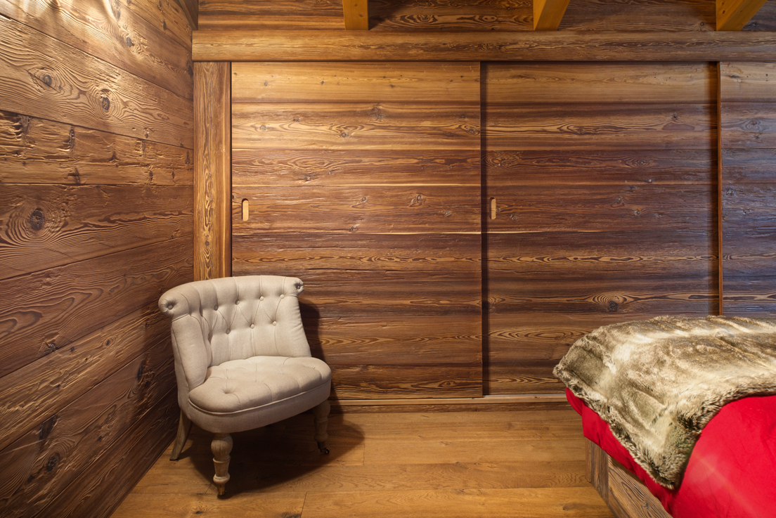 Letto A Castello In Larice.Il Nuovo Appartamento Total Wood Di Mobart Ben
