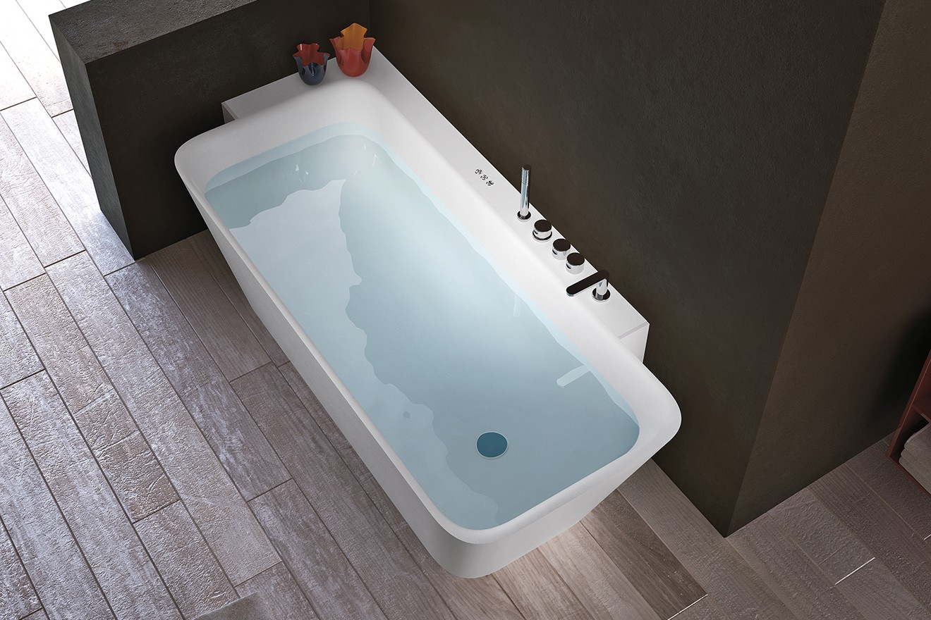 Vasca Da Bagno Hafro Modello Nova : Vasca da bagno hafro eva nuovo vasca con pannelli vico bagno
