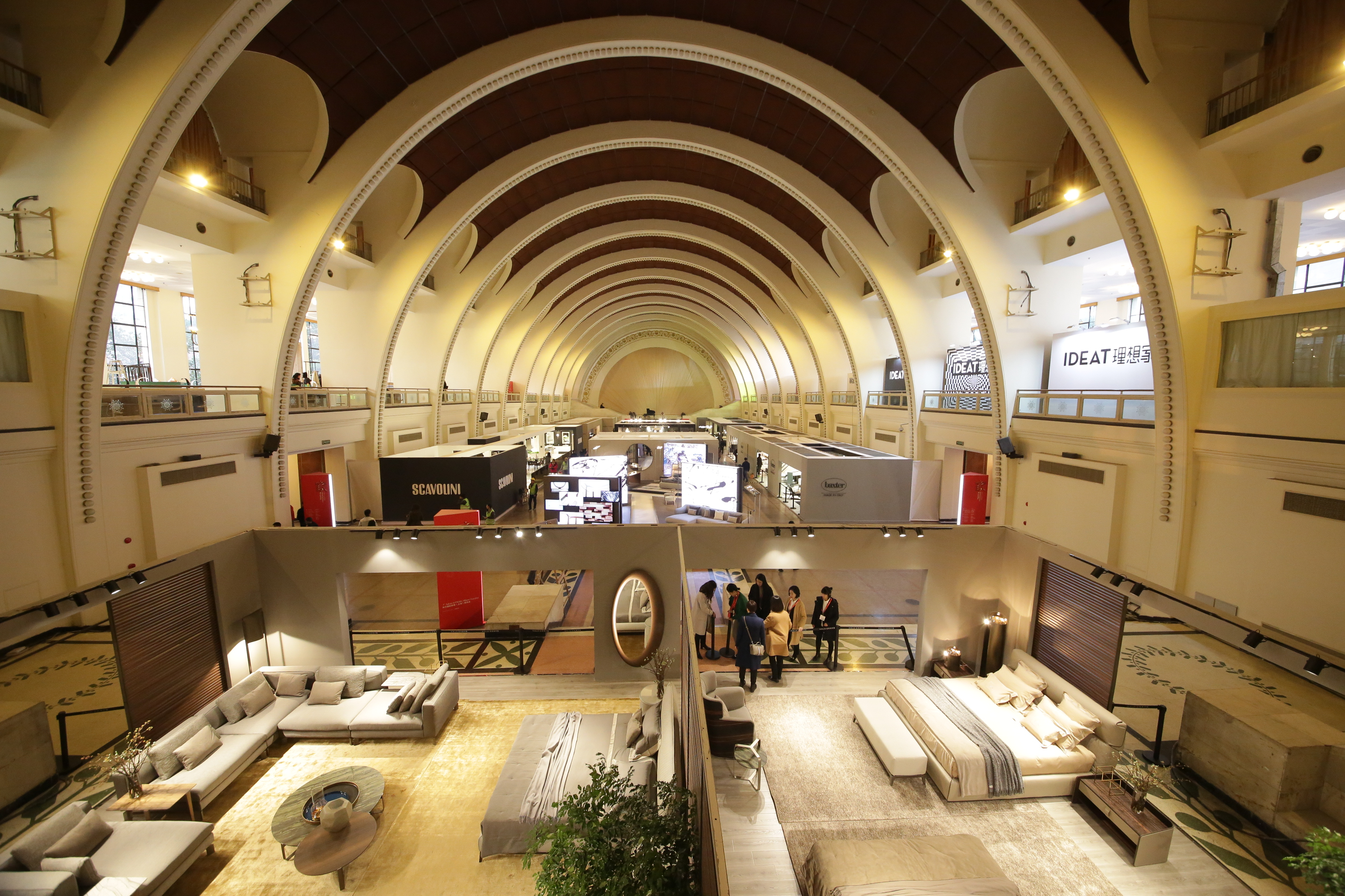 Salone del mobile milano shangai 2018 design diffusion for Salone design milano