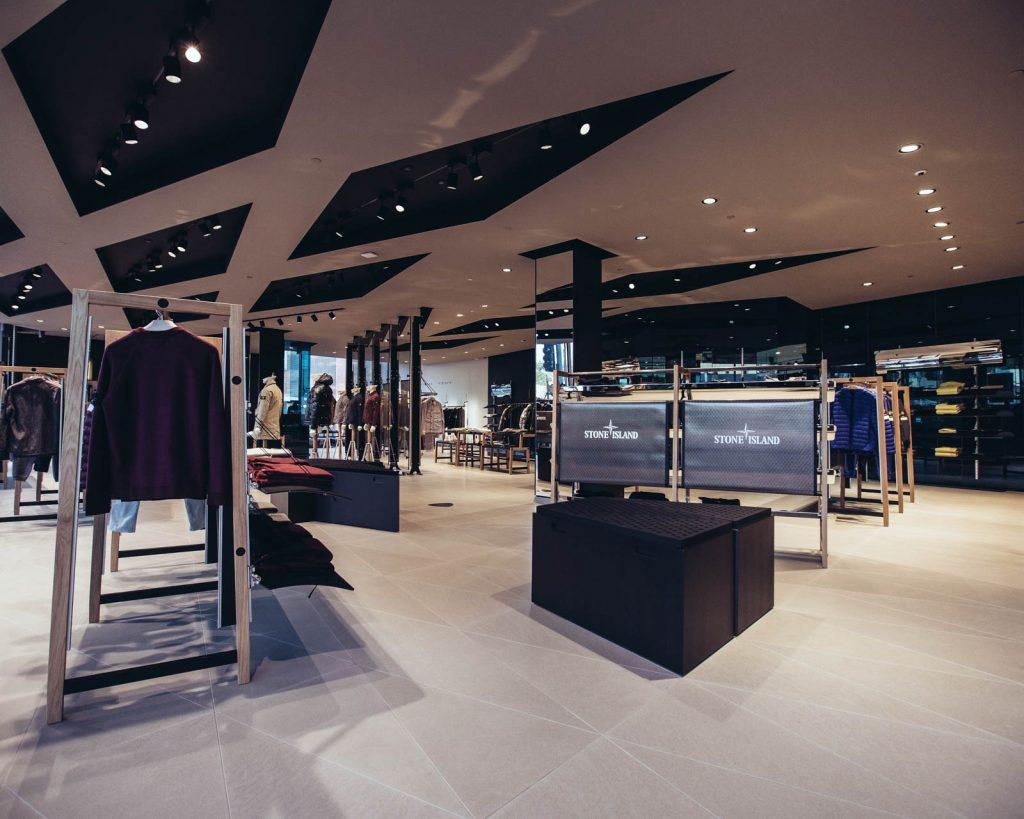 buy online a40cc e2507 Stone Island: Sportswear according to Carlo Rivetti | Design ...