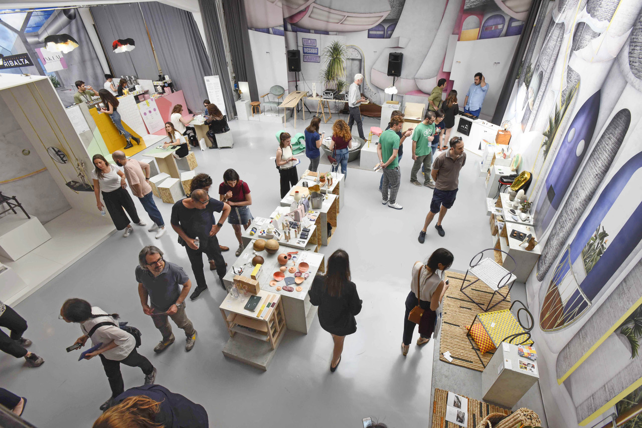 Milan A Call For Fuorisalone 2019 In The Isola District