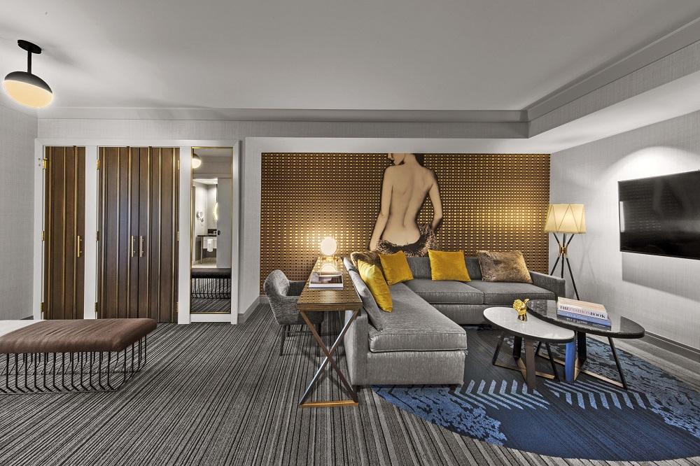 A New Look for the Cosmopolitan of Las Vegas Hotel | Design