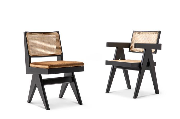 Cassina | Hommage à Pierre Jeanneret | Chandigarh | Design ...