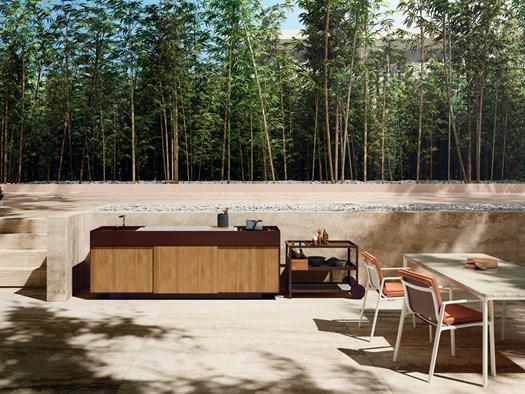 Le cucine outdoor | Vivere all\'aperto | Design Diffusion