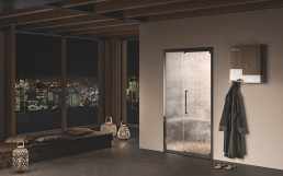 Hammam Plus, the new concept of Turkish bath for the home designed by Claudio Papa for Albatros