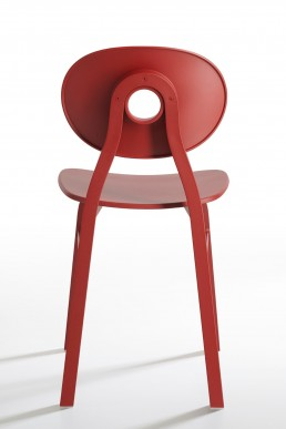 Elipse chair by Patrick Jouin for Zanotta