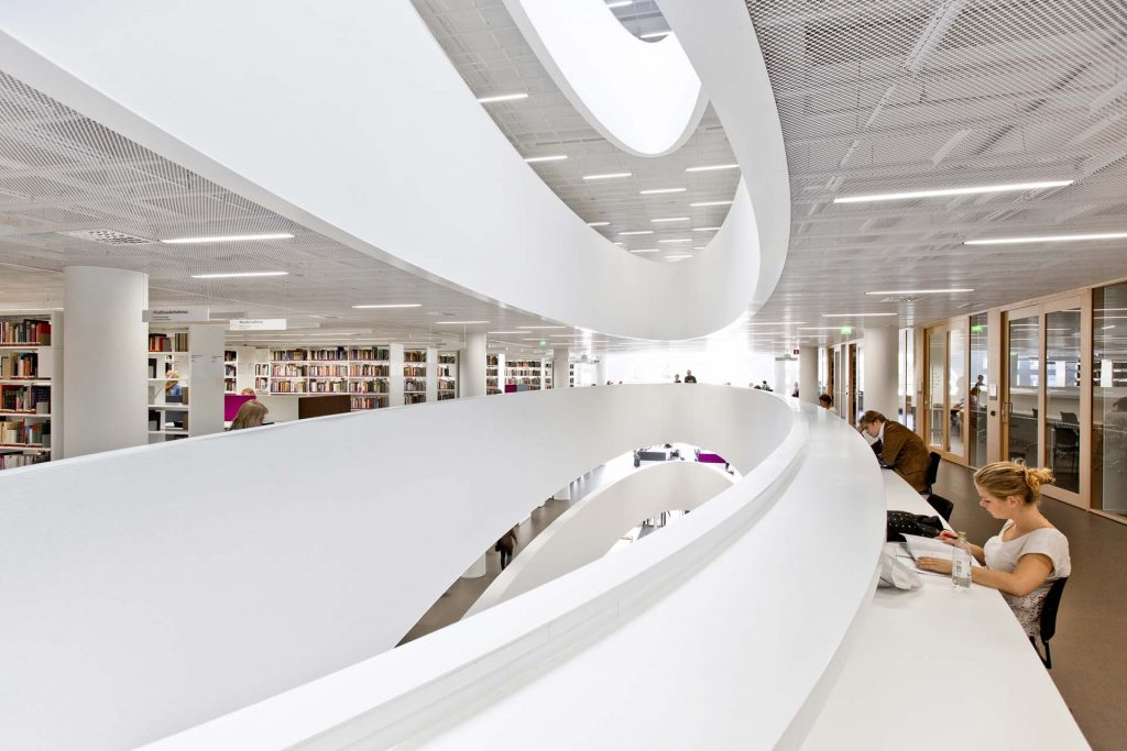 Kaisa Hause - Helsinki University Main Library