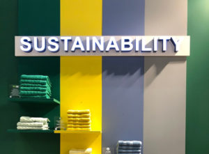 From the blog: sustainability trends from January design shows, according to Stefan Nilsson