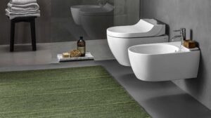 Geberit AquaClean Tuma: the versatile and surprising shower toilet