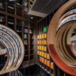 X-Living, libreria a Beijing, Cina