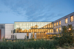 Oregon Forest Science Complex by Michael Green Architecture