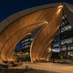 La luce di iGuzzini illumina l'Australian Technology Park di Sydney